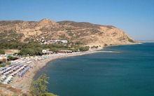 Foto Hotel Porto Galini in Agia Galini ( Rethymnon Kreta)